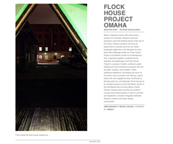 Flock house project